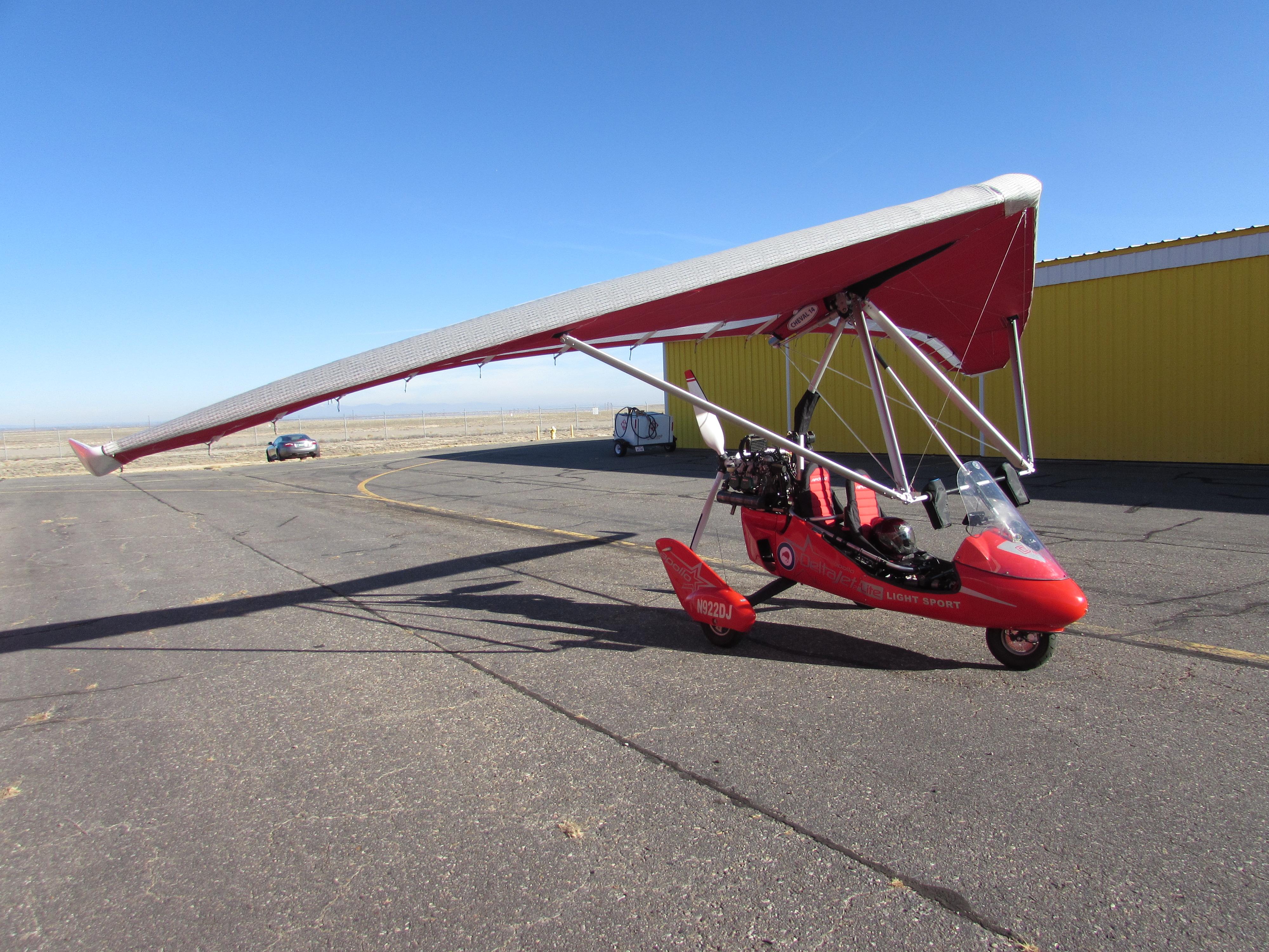 Apollo Delta Jet trike for sale